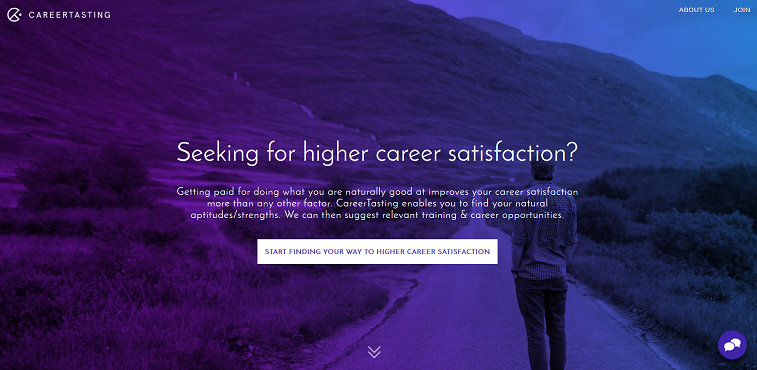 CareerTasting find your strengths